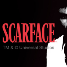 Scarface logo logo