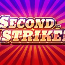 Second Strike logo logo
