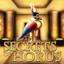 Secrets of Horus logo logo