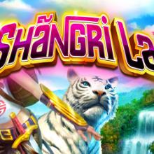 Shangri La logo logo