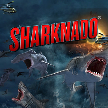 Sharknado logo logo