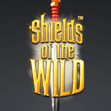 Shields of the Wild logo logo