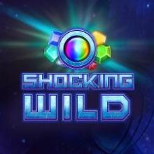 Shocking Wild logo logo
