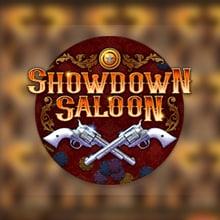 Showdown Saloon logo logo