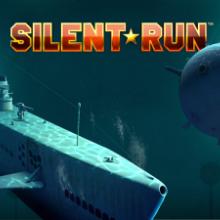 Silent Run logo logo