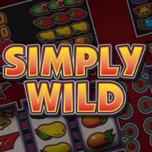 Simply Wild spel logo logo
