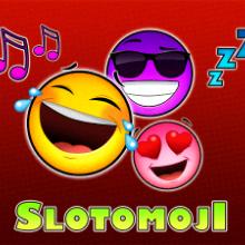 Slotomoji logo logo