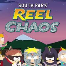 South Park: Reel Chaos logo logo