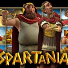 Spartania logo logo