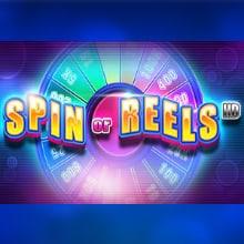Spin or Reels logo logo