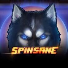 Spinsane logo logo