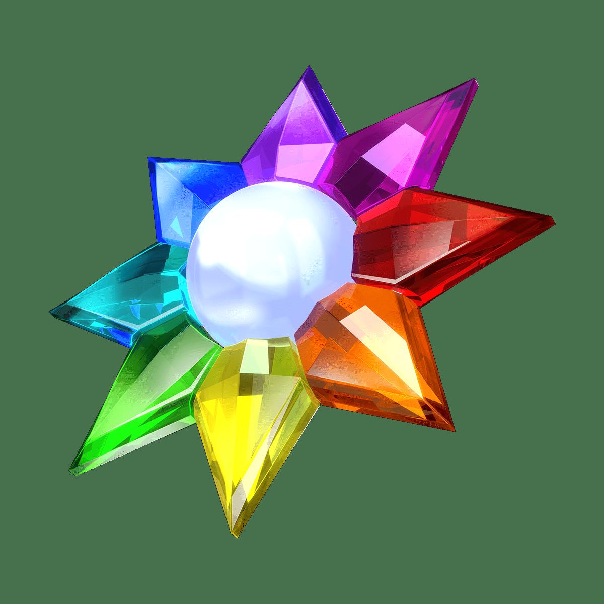 Starburst ster
