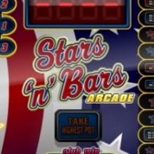 Stars'n'Bars logo logo