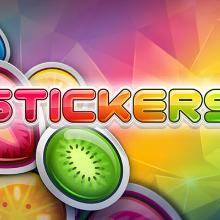 Stickers logo logo