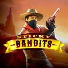 Sticky Bandits logo logo