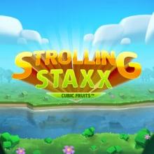 Strolling Staxx logo logo