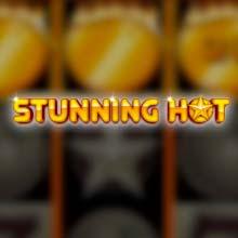 Stunning Hot logo logo