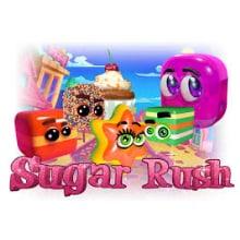 Sugar Rush logo logo