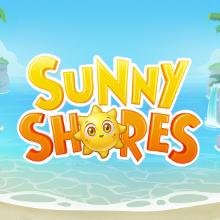 Sunny Shores logo logo