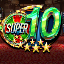 Super 10 logo logo