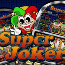Super Joker logo logo