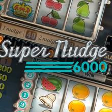 Super Nudge 6000 logo logo