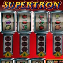 Supertron logo logo