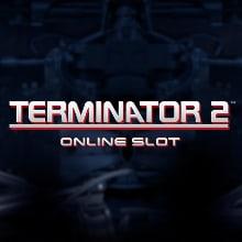 Terminator 2 logo logo