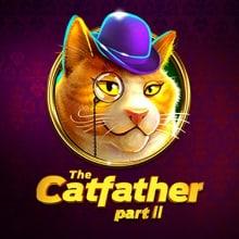 The Catfather II logo logo