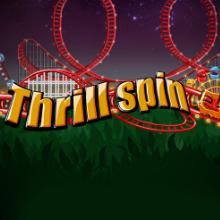 Thrill Spin gokkast logo logo