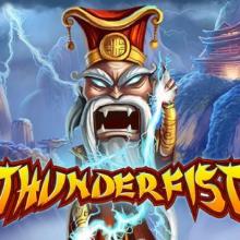 Thunderfist casino logo logo