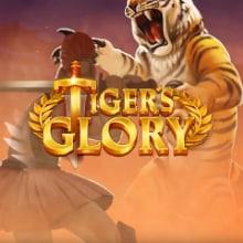 Tiger's Glory logo logo