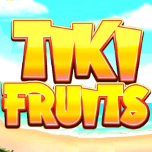Tiki Fruits logo logo