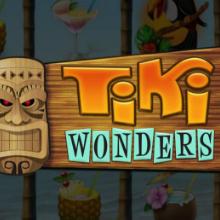 Tiki Wonders logo logo
