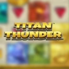 Titan Thunder logo logo