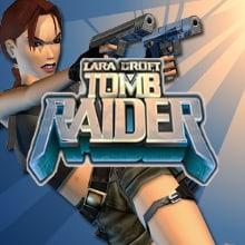 Tomb Raider logo logo