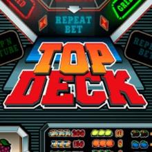 Top Deck logo logo
