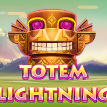 Totem Lightning logo logo
