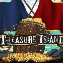 Treasure Island logo logo
