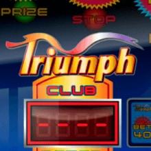 Triumph logo logo