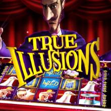 True Illusions logo logo