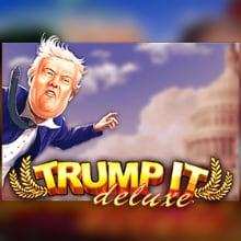 Trump It Deluxe logo logo