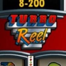 Turbo Reel logo logo