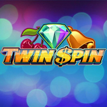 Twin Spin logo logo