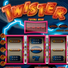 Twister logo logo