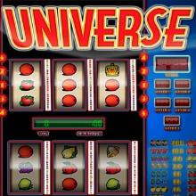 Universe logo logo