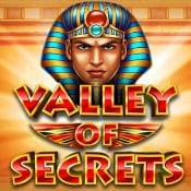 Valley of Secrets logo logo