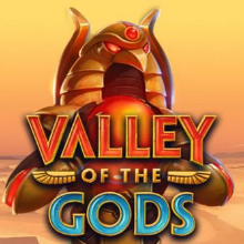 Valley of the Gods logo logo