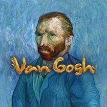 Van Gogh logo logo