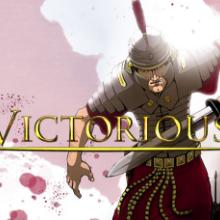 Victorious logo logo